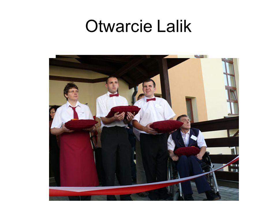 Otwarcie Lalik