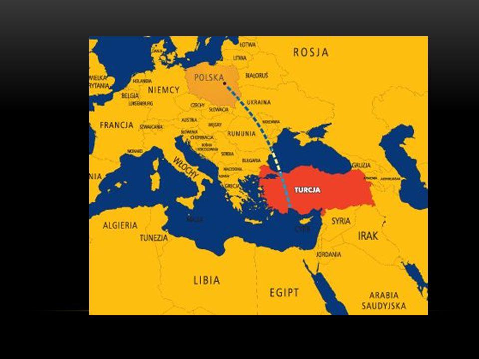 Flaga Turcji to czerwony prostokąt z białym półksiężycem oraz białą, pięcioramienną gwiazdą. FLAGA