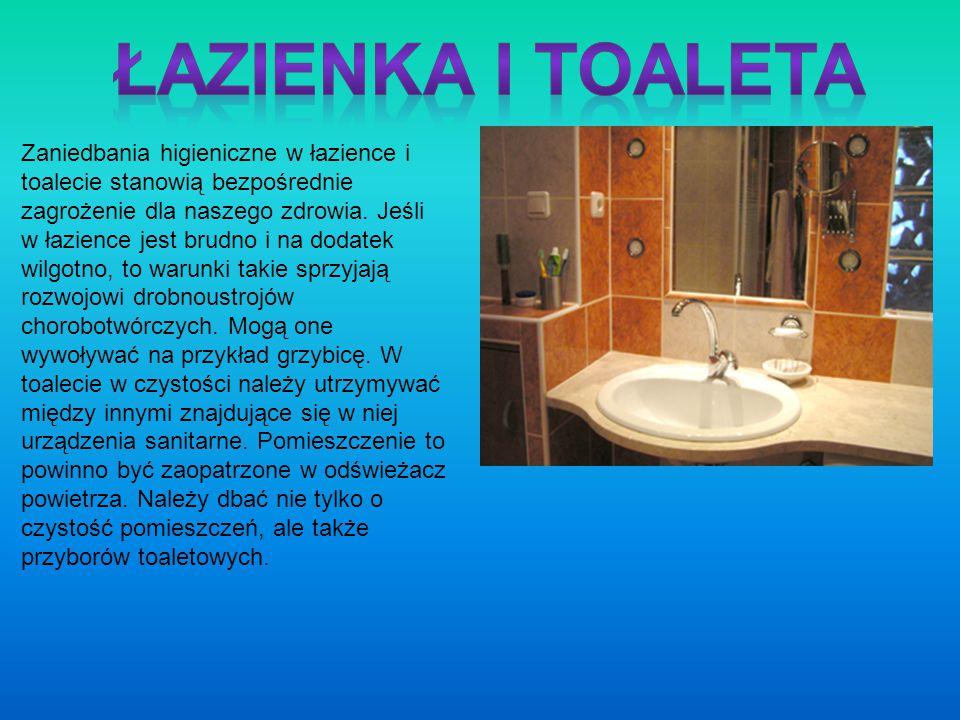 Zaniedbania higieniczne w łazience i toalecie stanowią bezpośrednie zagrożenie dla naszego zdrowia. Jeśli w łazience jest brudno i na dodatek wilgotno