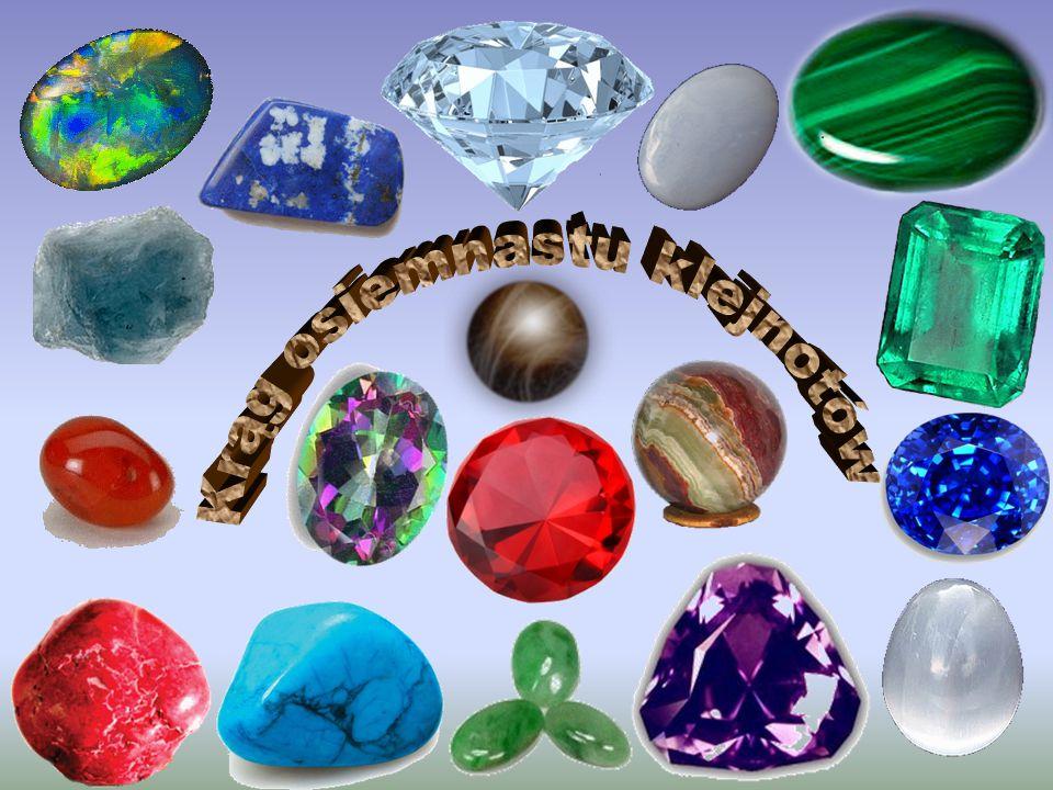 Diament (14.03 - 2.04) Wśród Diamentów rodzą się ludzie odznaczający się silną wolą, energią niesamowitą pracowitością.