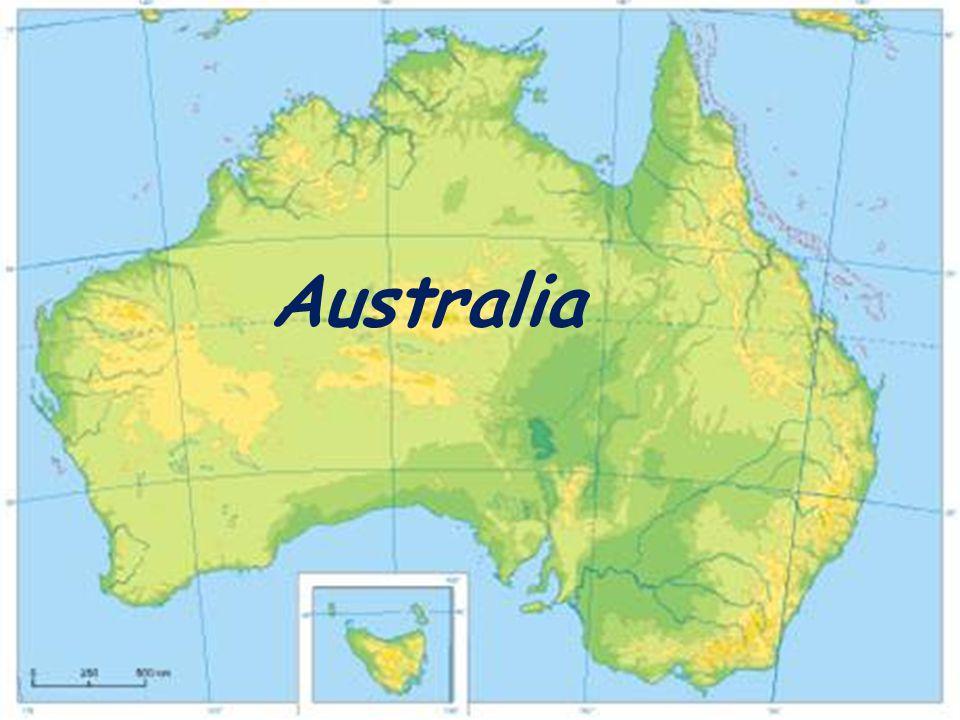 Kto odkrył Australię ?