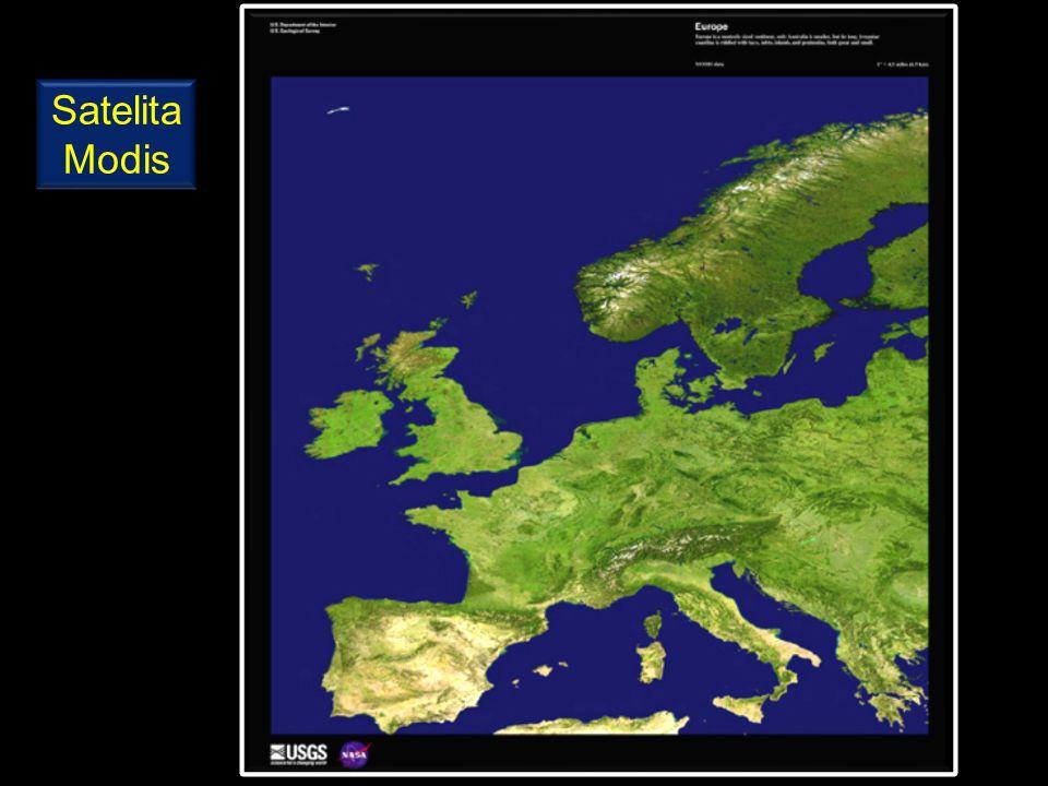 LANDSAT 7 z dnia 2002 08 08 Satelity meteorologiczne Satelity badań środowiska