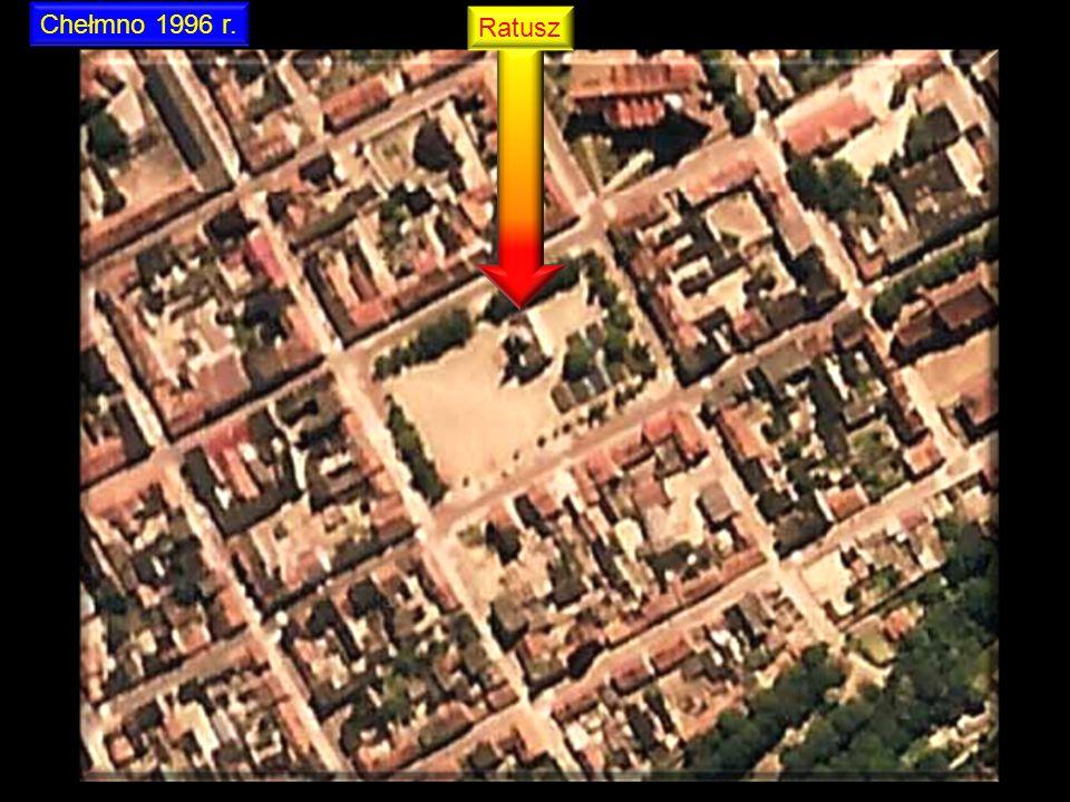 Chełmno 1996 r. – stare miasto