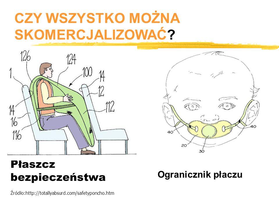 CZY WSZYSTKO MOŻNA SKOMERCJALIZOWAĆ? Źródło: http://www.funnyhumor.com/pictures/248.php