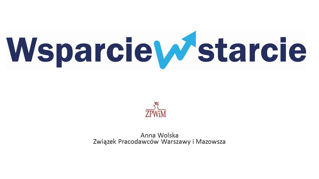 Anna Wolska Związek Pracodawców Warszawy i Mazowsza