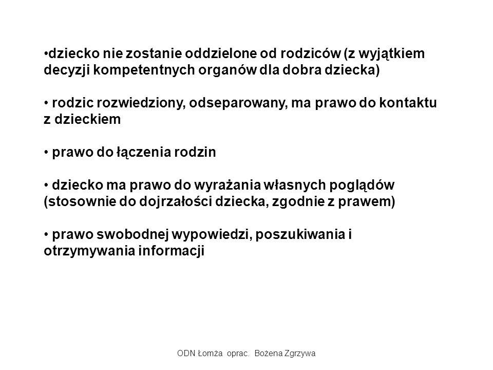 ODN Łomża oprac.