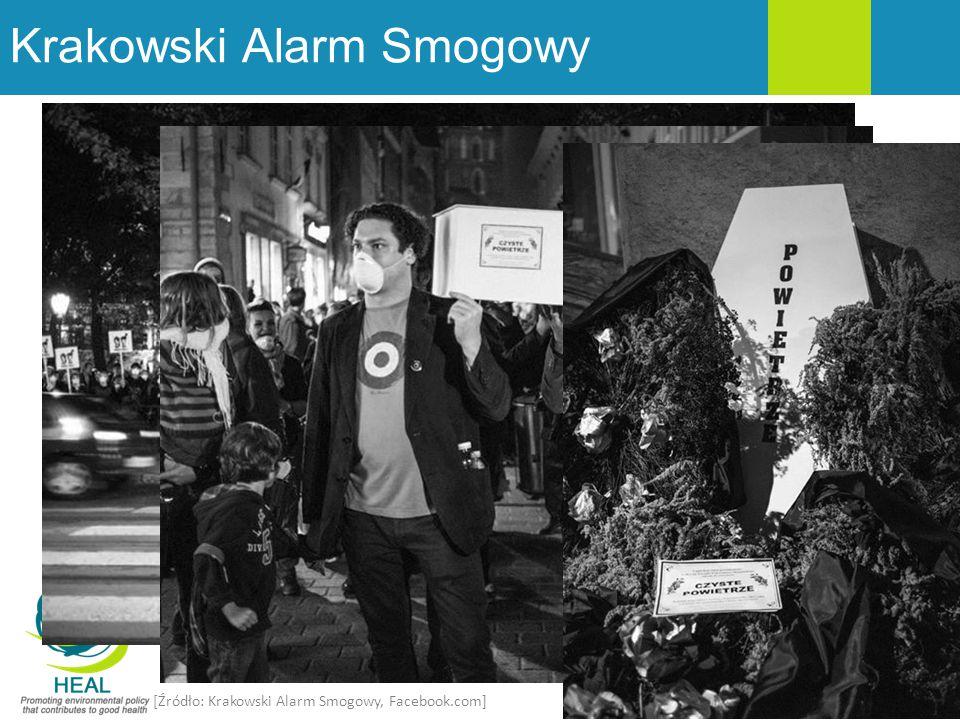 Krakowski Alarm Smogowy 7 [Źródło: Krakowski Alarm Smogowy, Facebook.com]