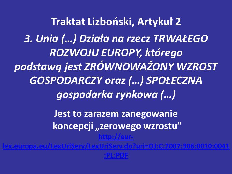 Traktat Lizboński, Artykuł 2 3.