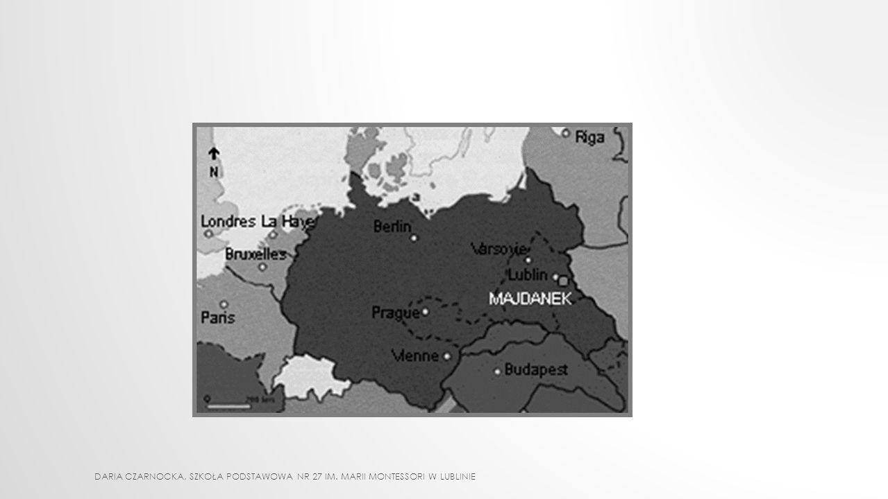 MAJDANEK Obóz koncentracyjny w Lublinie, nazywany potocznie Majdankiem, powstał na mocy decyzji Heinricha Himmlera. Wizytując Lublin w lipcu 1941 roku