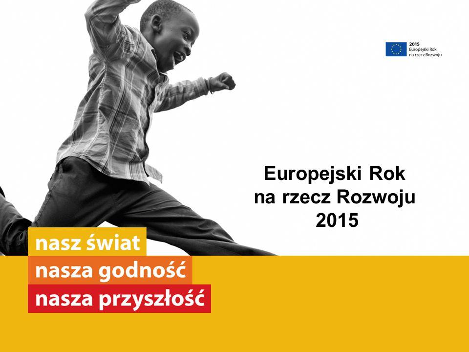 Europejski Rok na rzecz Rozwoju 2015