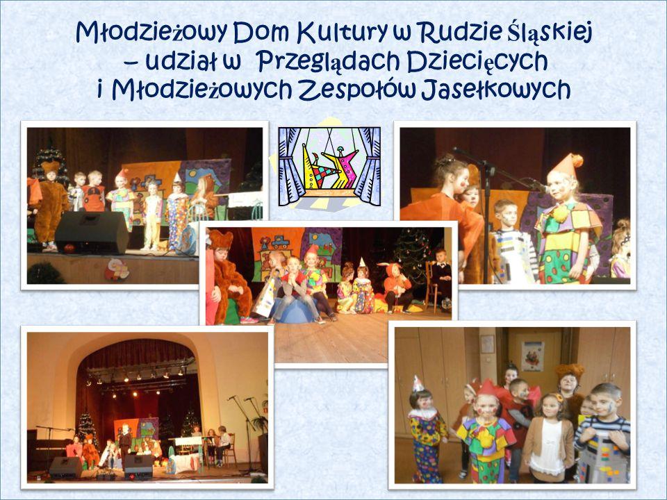 Aktywno ść teatralna naszych dzieci rozwijana jest poprzez mo ż liwo ść zabawy w k ą cikach teatralnych.