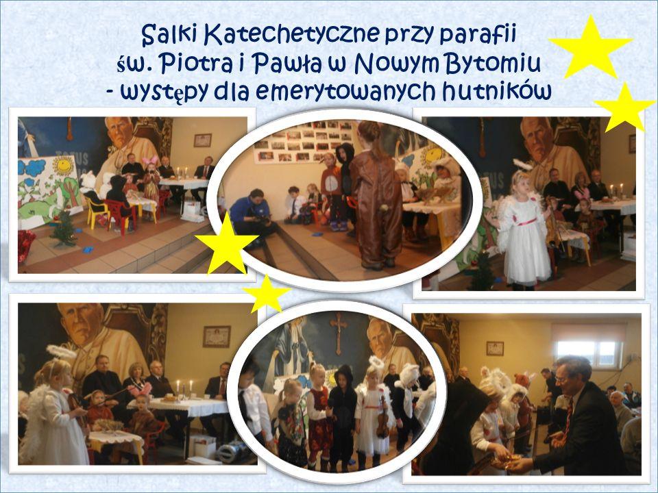 Salki Katechetyczne przy parafii ś w.
