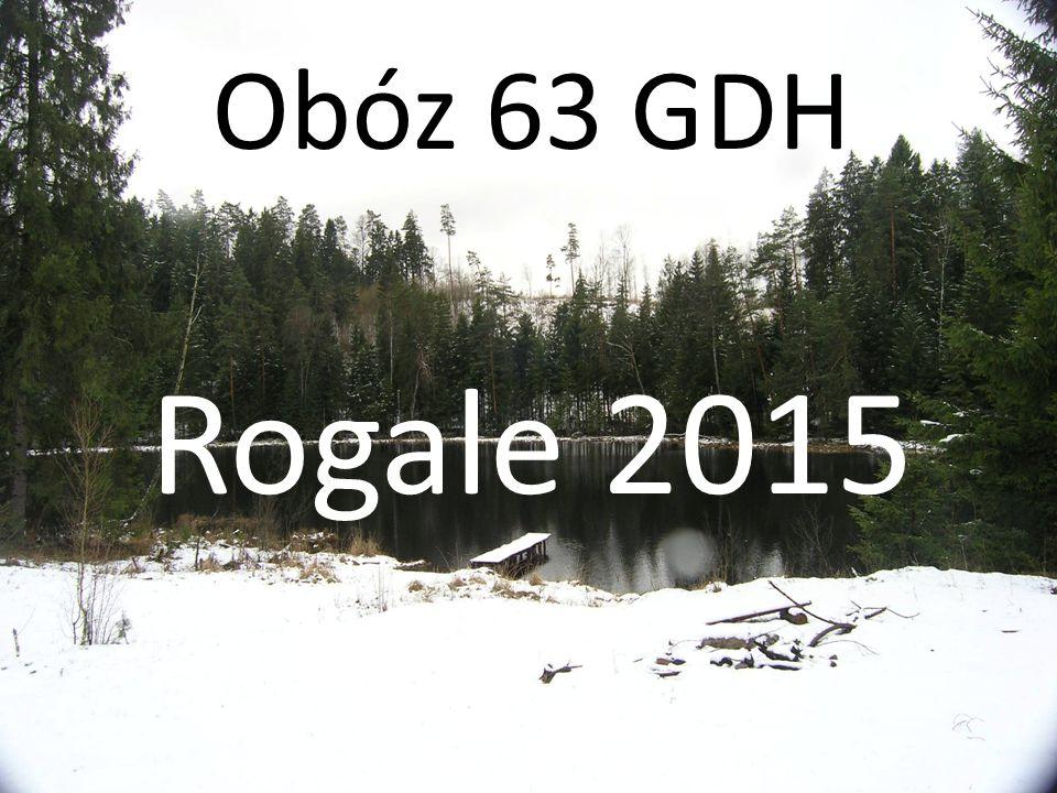 Obóz 63 GDH Rogale 2015