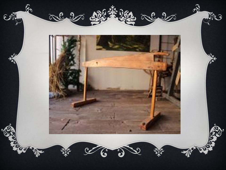 KOŁOWROTEK Kołowrotek – urządzenie mechaniczne do wytwarzania przędzy z włókien.