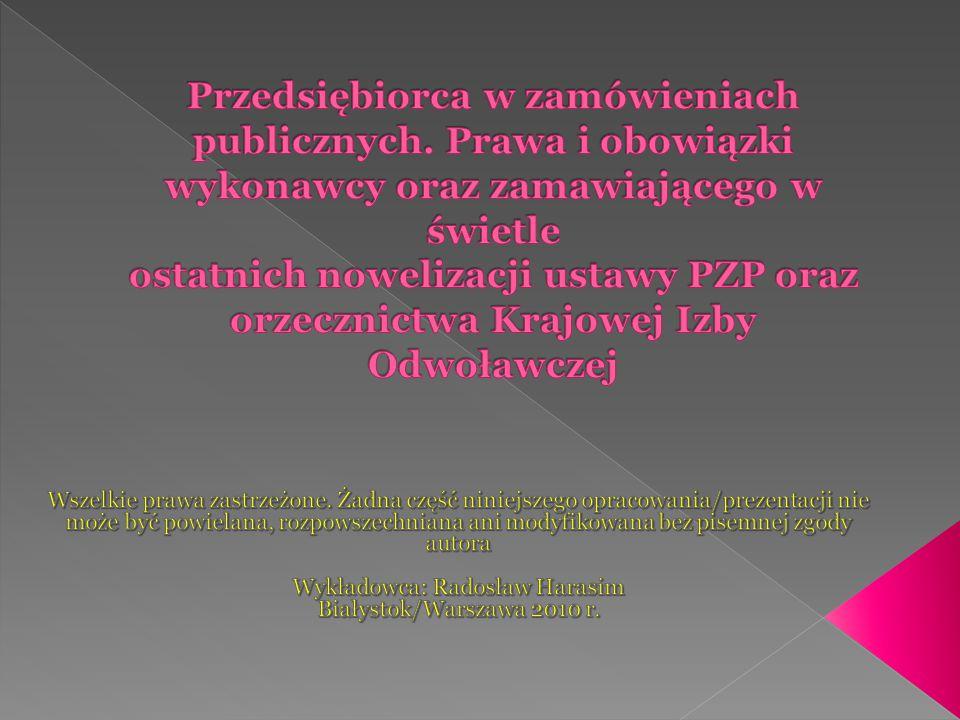  7) postępowanie obarczone jest niemożliwą do usunięcia wadą uniemożliwiającą zawarcie niepodlegającej unieważnieniu umowy w sprawie zamówienia publicznego.