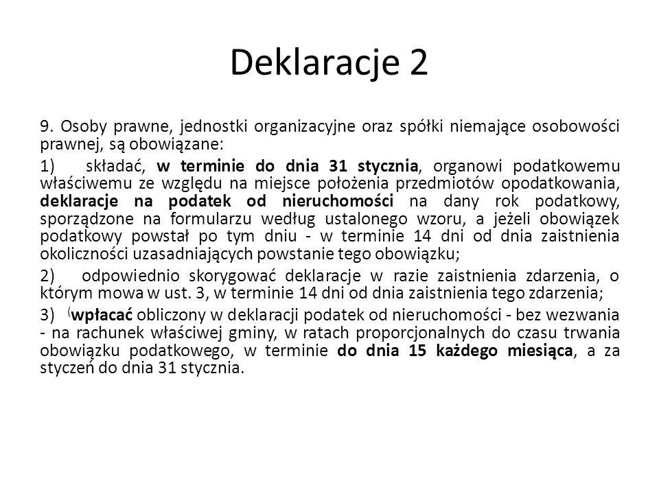 Deklaracje 2 9.