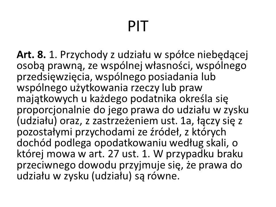 PIT Art.8. 1.