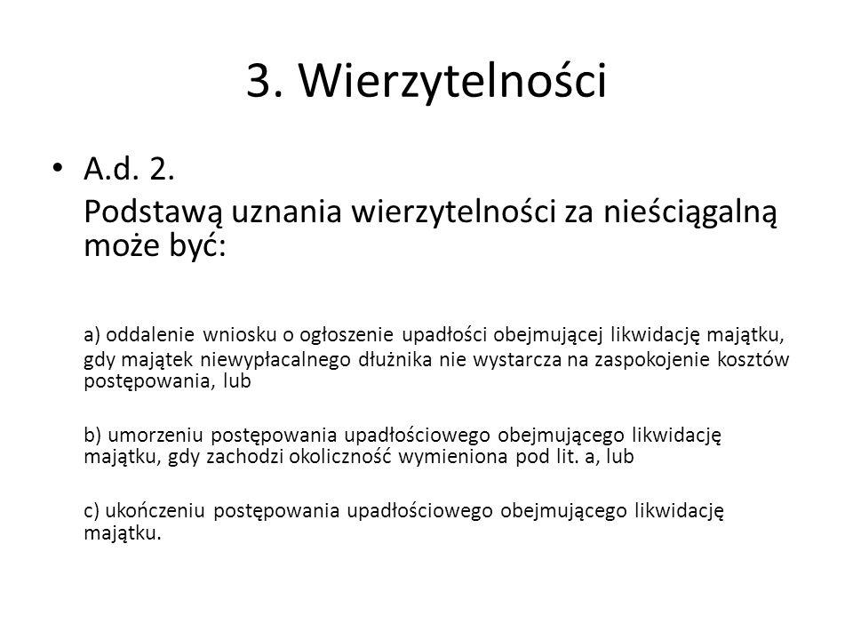 3.Wierzytelności A.d. 2.