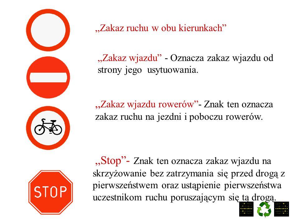 """""""Przejście dla pieszych""""- Znak ten ostrzega o przejściu dla pieszych, które może nie być zawczasu widoczne dla kierujących pojazdami. """"Dzieci""""- Znak t"""