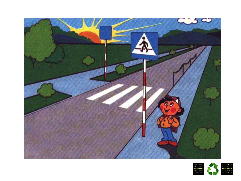 """Znaki drogowe z zakresu karty rowerowej """"Niebezpieczny zakręt w prawo - Znak ten ostrzega o niebezpiecznym zakręcie w kierunku wskazanym na znaku."""