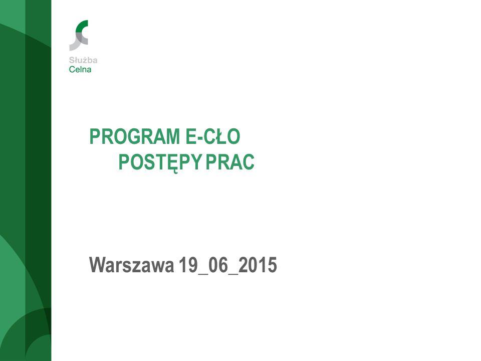 SISC (System Informacyjny Służby Celnej) 2015 - TO-BE http://10.0.8.78:8080/-http://10.0.8.78:8080/- szczegóły Wydział Zarządzania Procesowego S.C.