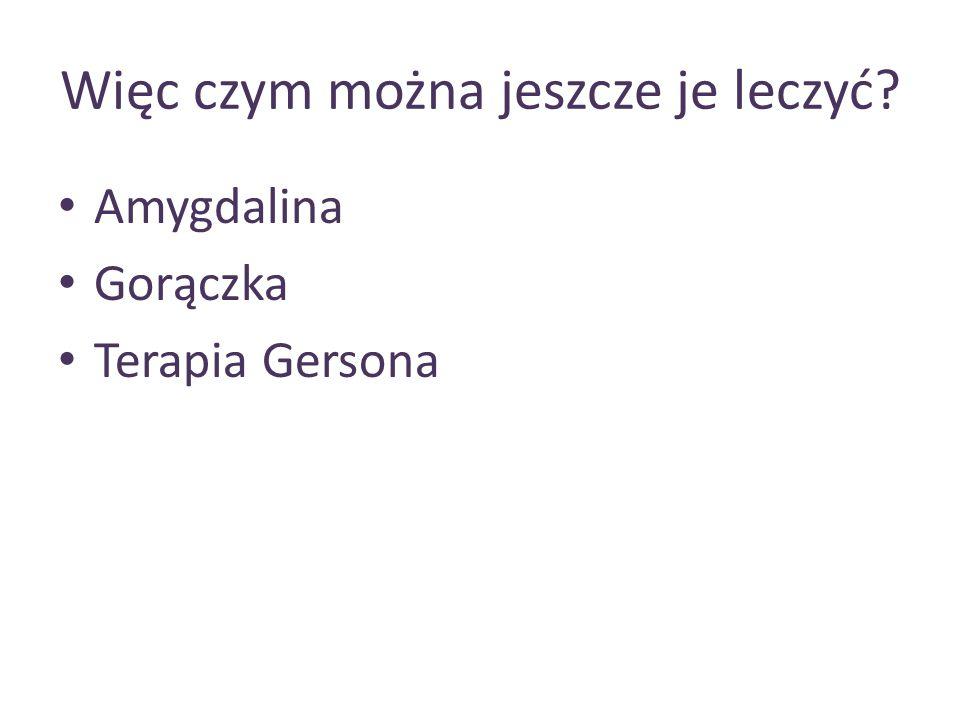 Amygdalina, Laetril, wit.