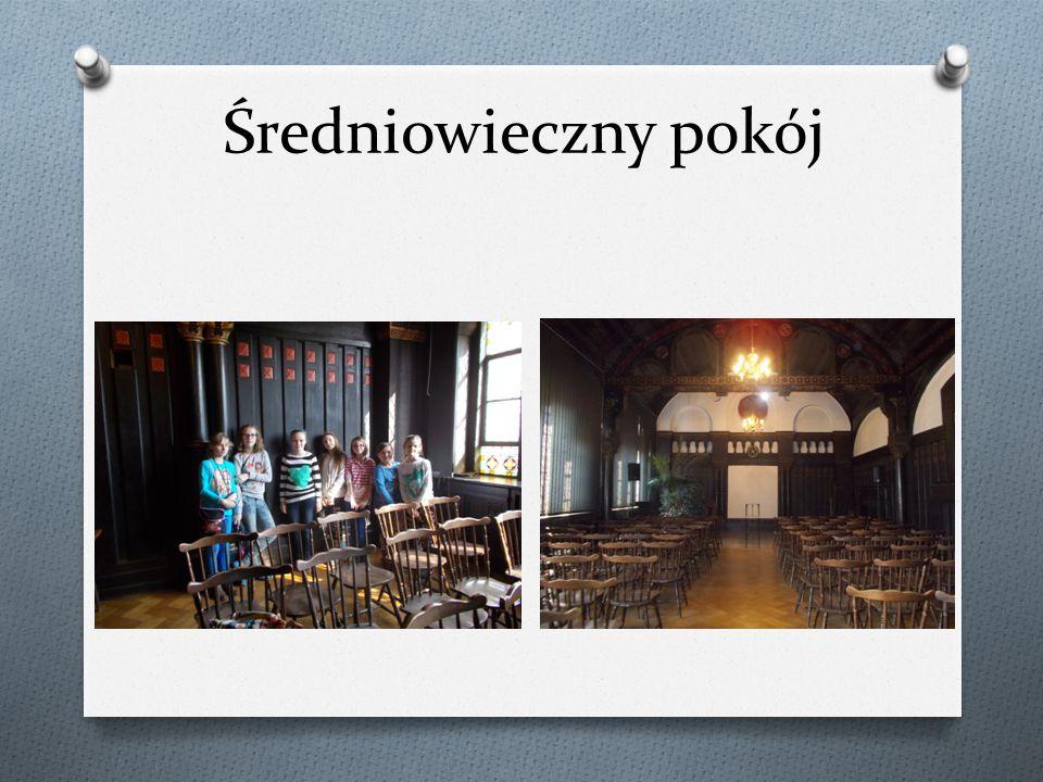 Średniowieczny pokój