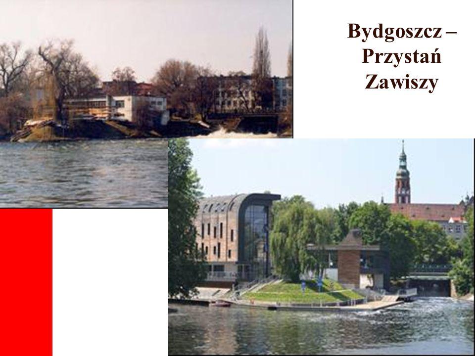 Bydgoszcz – Przystań Zawiszy