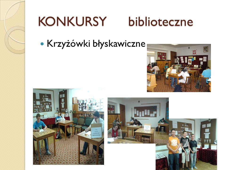 Dni Otwarte w bibliotece szkolnej