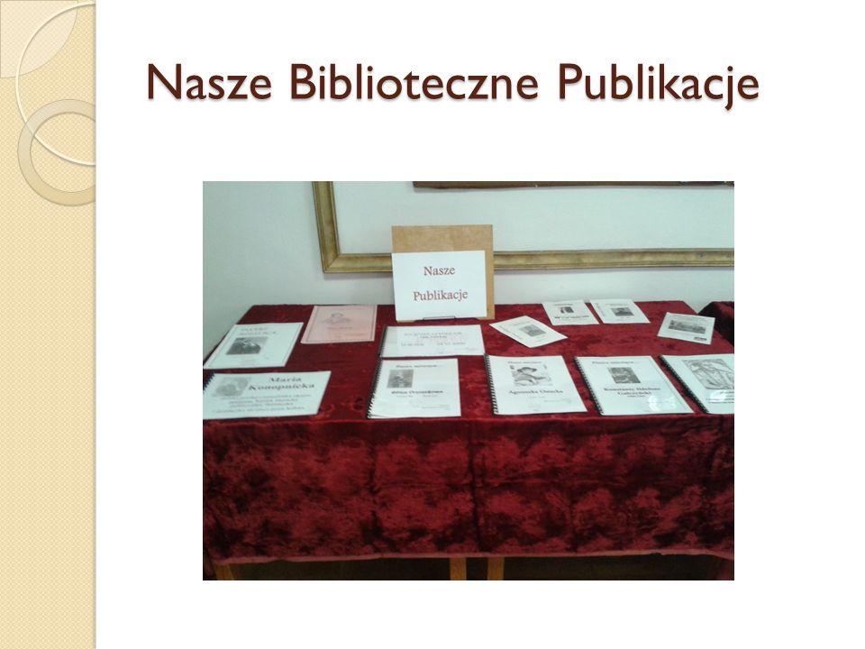 Nasze Biblioteczne Publikacje