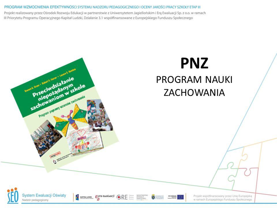 Nasze cele: zapoznanie uczestników z koncepcją systemowego rozwiązania podjęcie refleksji na temat tego, w jaki sposób zastosować program w szkołach
