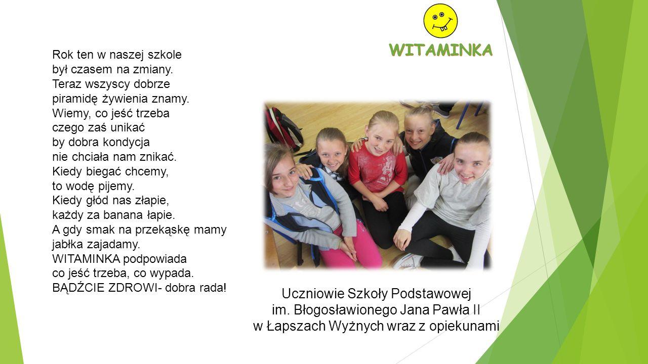 Uczniowie Szkoły Podstawowej im.