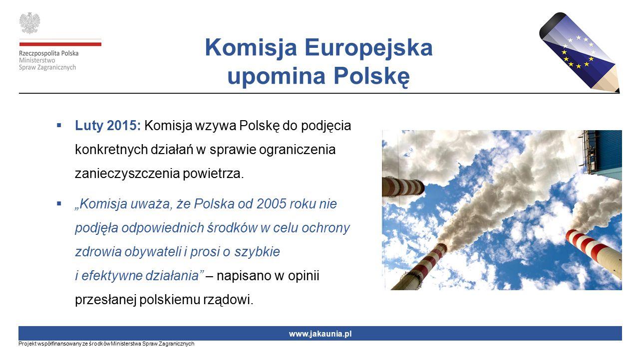  Czy brak funduszy z programu KAWKA jest dla Krakowa realnym zagrożeniem.