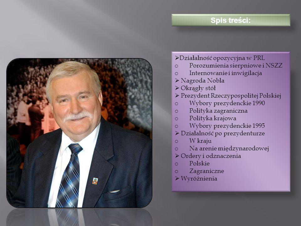 Działalność opozycyjna w PRL Od czerwca 1961 do maja 1967 pracował w POM Łochocin.