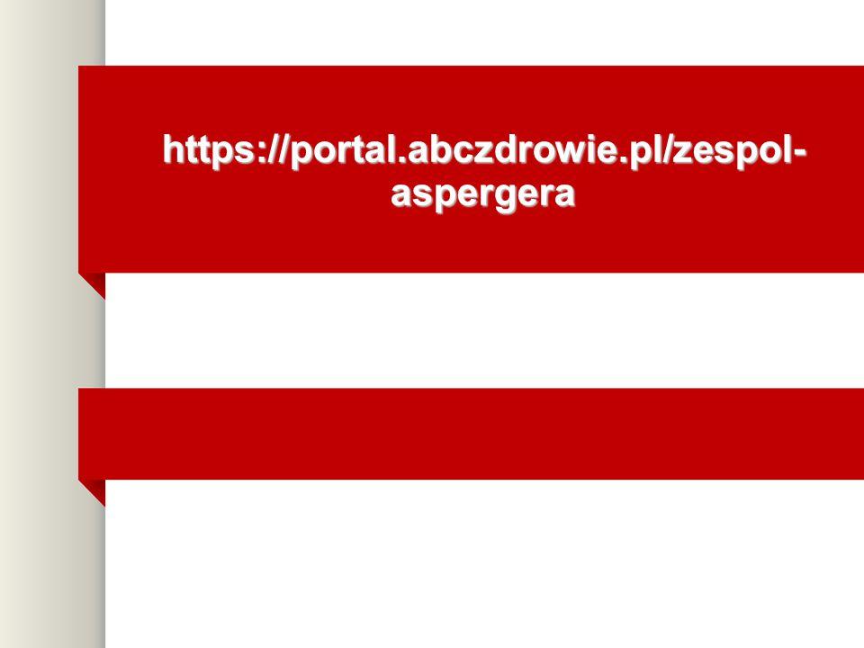 https://portal.abczdrowie.pl/zespol- aspergera