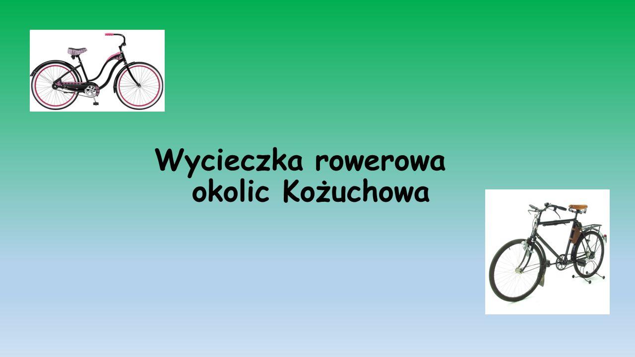 Wycieczka rowerowa okolic Kożuchowa