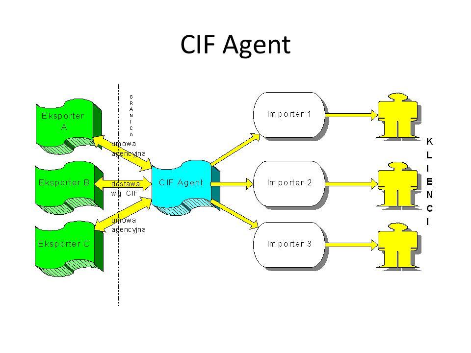 CIF Agent