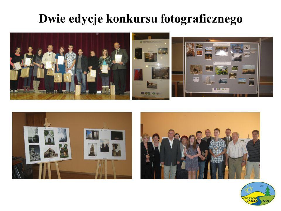 Dwie edycje konkursu fotograficznego