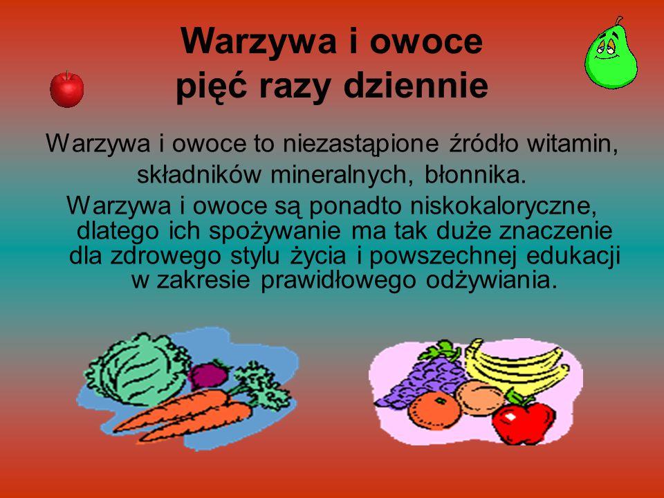 12 wskazówek zdrowego odżywiania Wskazówki zostały opracowane przez dr.