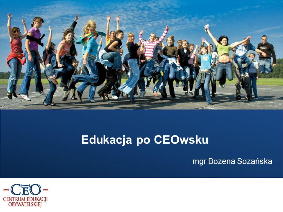 12 Wdrożenie podstawy programowej kształcenia ogólnego w przedszkolach i szkołach Główny cel: wyposażenie dyrektorów szkół i nauczycieli w wiedzę i umiejętności z zakresu technologii informacyjno-komunikacyjnych (TIK) Aktywna edukacja obejmie 19 tysięcy nauczycieli w całej Polsce Projekt Aktywna Edukacja 2012-2015