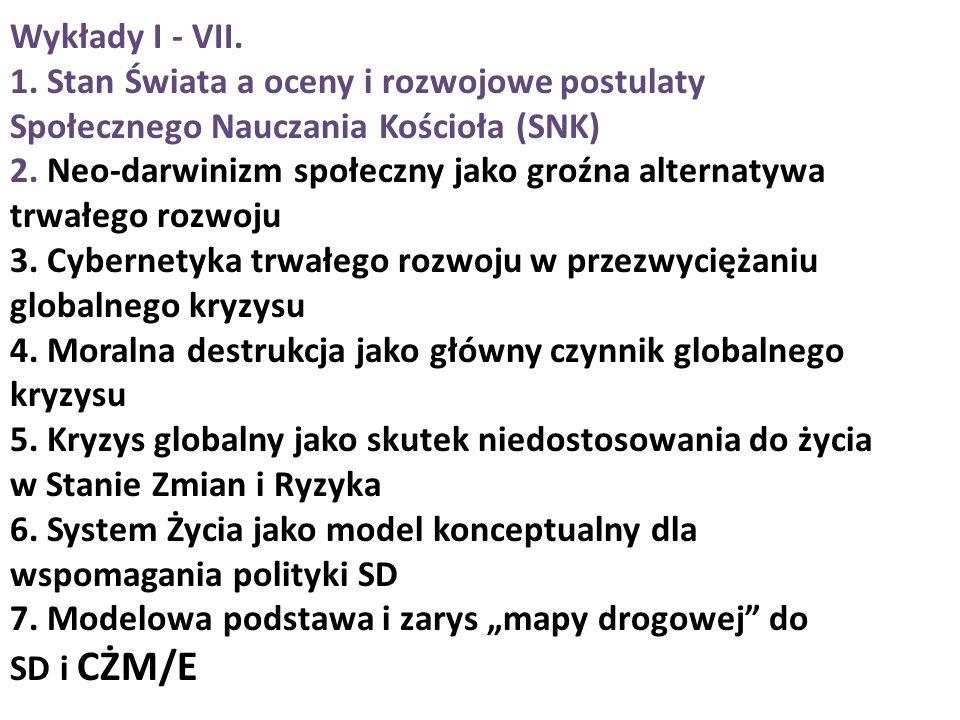 Wykłady I - VII. 1.