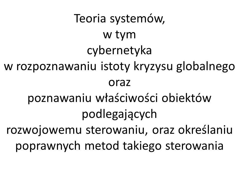 System: zbiór elementów synergicznie powiązanych jego makrostrukturą w tak zintegrowaną całość.