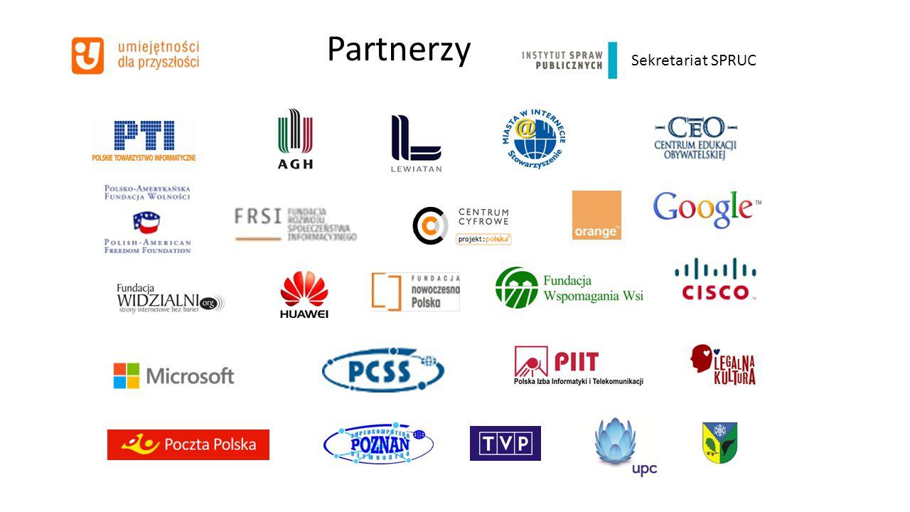 Proponujemy rozważyć ( 2 / 2 ) - Organizację cyklu regionalnych spotkań administracji, biznesu, nauki, NGO-sów w sprawie rozwoju kompetencji cyfrowych obejmujących m.in.: - przegląd aktualnych badań dotyczących wpływu poziomu kompetencji cyfrowych na rozwój indywidualny i społeczny, - prezentację dobrych praktyk w zakresie kompetencji cyfrowych podejmowanych na poziomie lokalnym i krajowym (także przez partnerów biznesowych SPRUC), - rozmowę o harmonizacji działań podejmowanych w RPO i z poziomu krajowego - formułowanie rekomendacji do regionalnych polityk rozwojowych