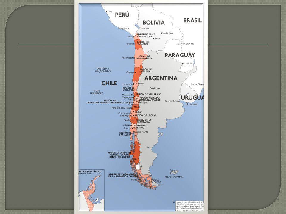 Obszar Chile nale ż y do zoogeograficznej Krainy Neotropikalnej (Region Chilijsko- Patago ń ski).