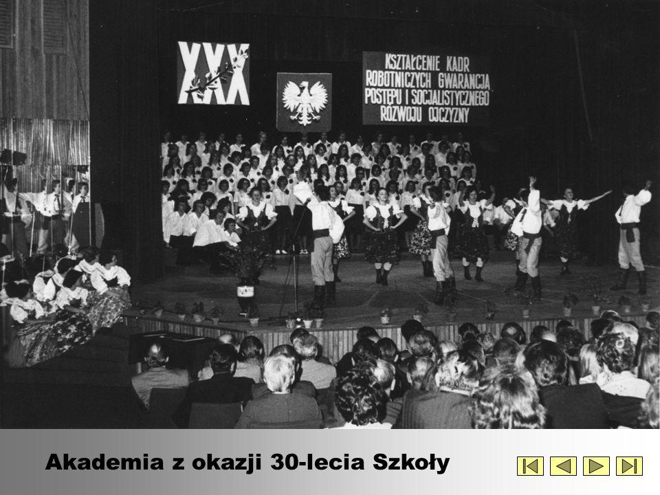 Akademia z okazji 30-lecia Szkoły