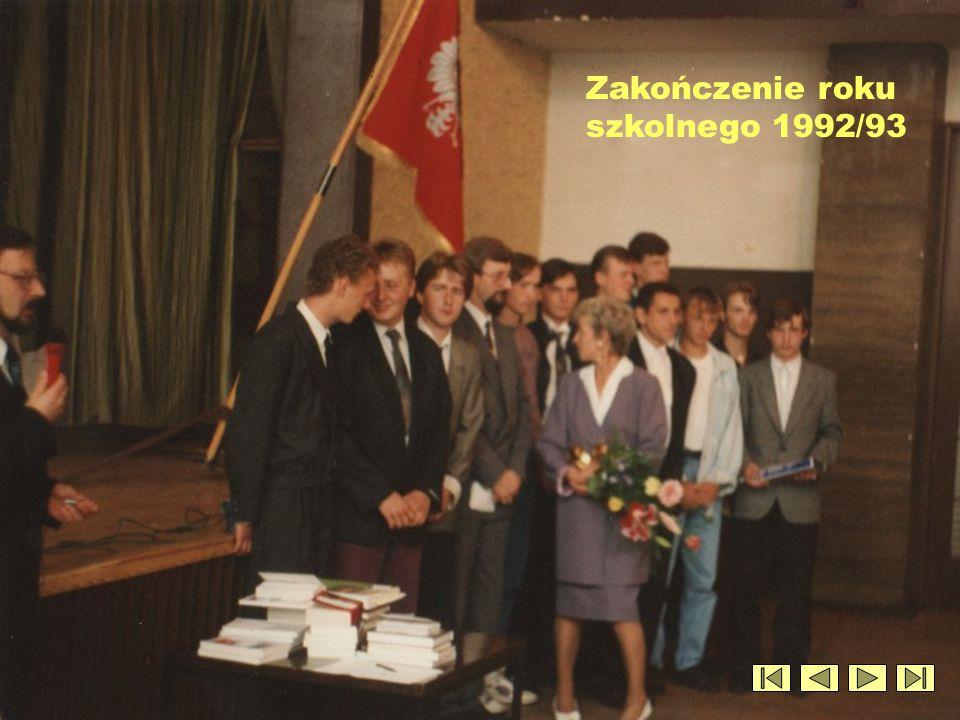 Studniówka 1994