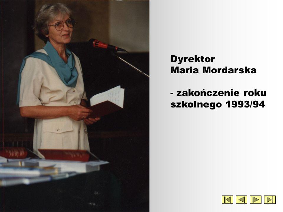 Zakończenie roku szkolnego 1993/94