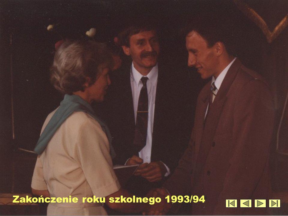 mgr inż. Jerzy Nowak i jego pracownia