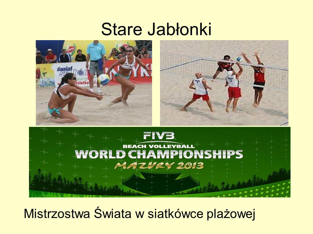 Stare Jabłonki Mistrzostwa Świata w siatkówce plażowej