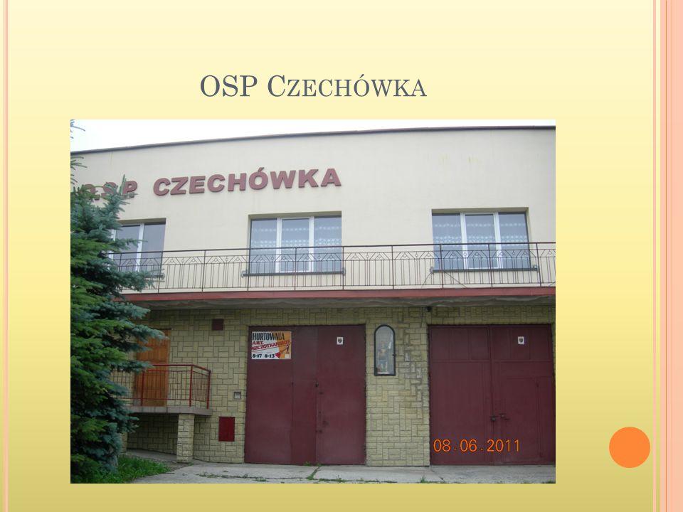 OSP C ZECHÓWKA
